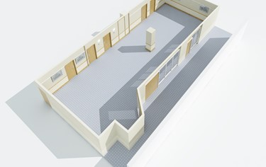 Orchard Suite 3d Drawing