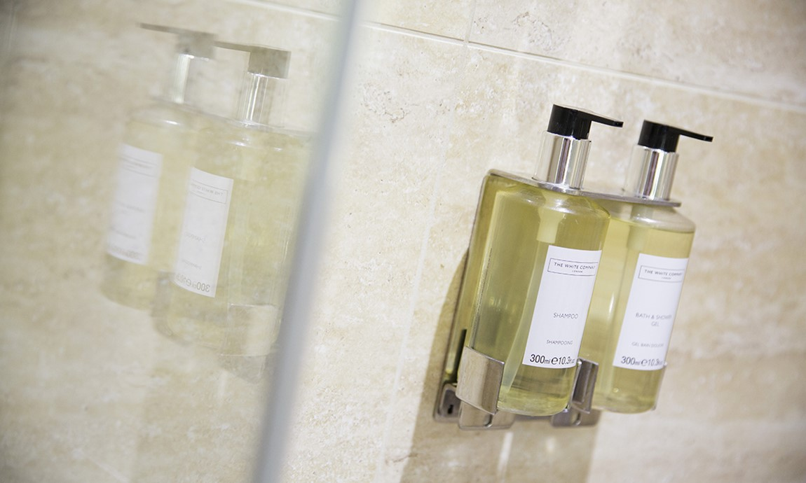 White Company toiletries