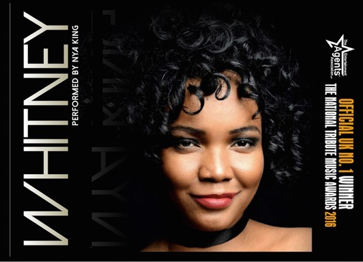 Nya King - sensational Whitney Houston tribute