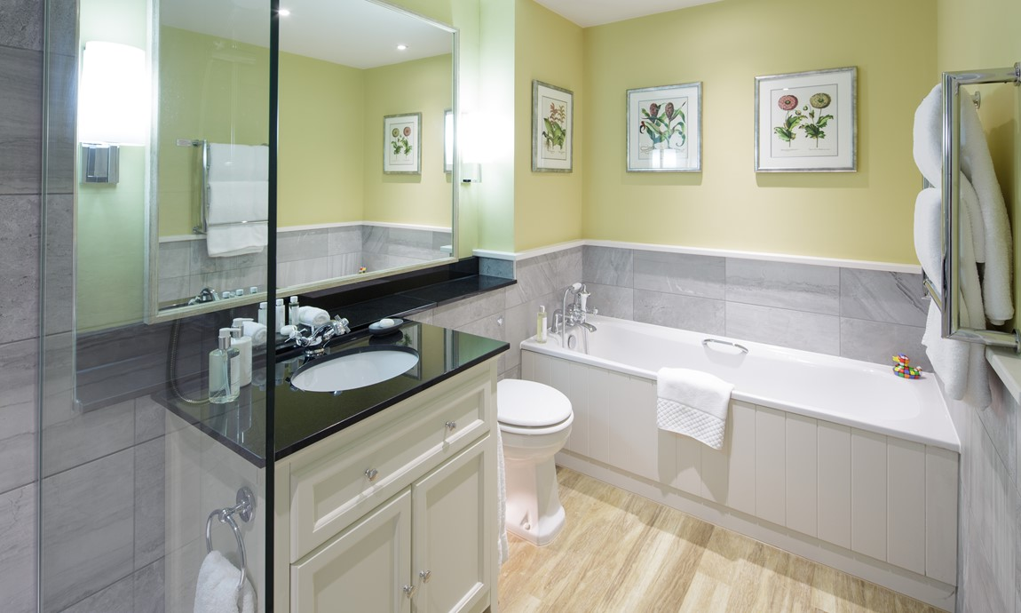 Superior Plus Room bathroom