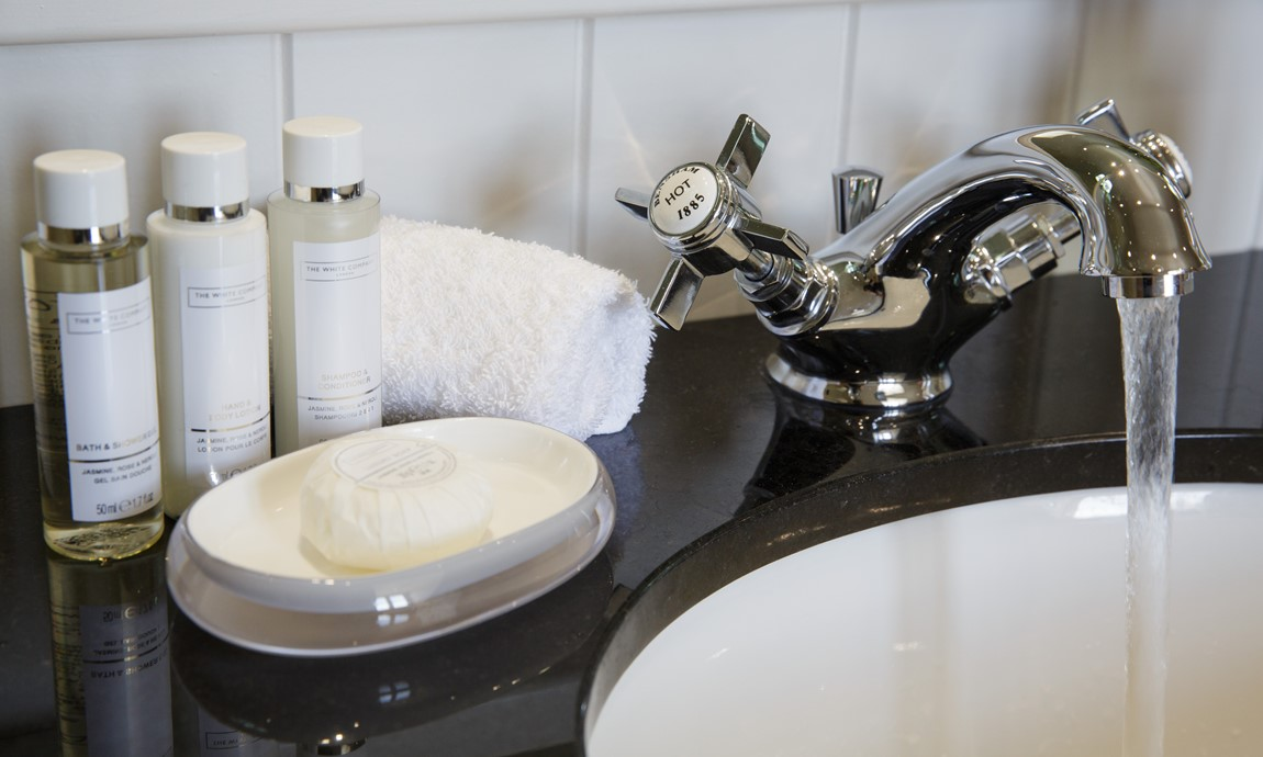 Toiletries by The White Company