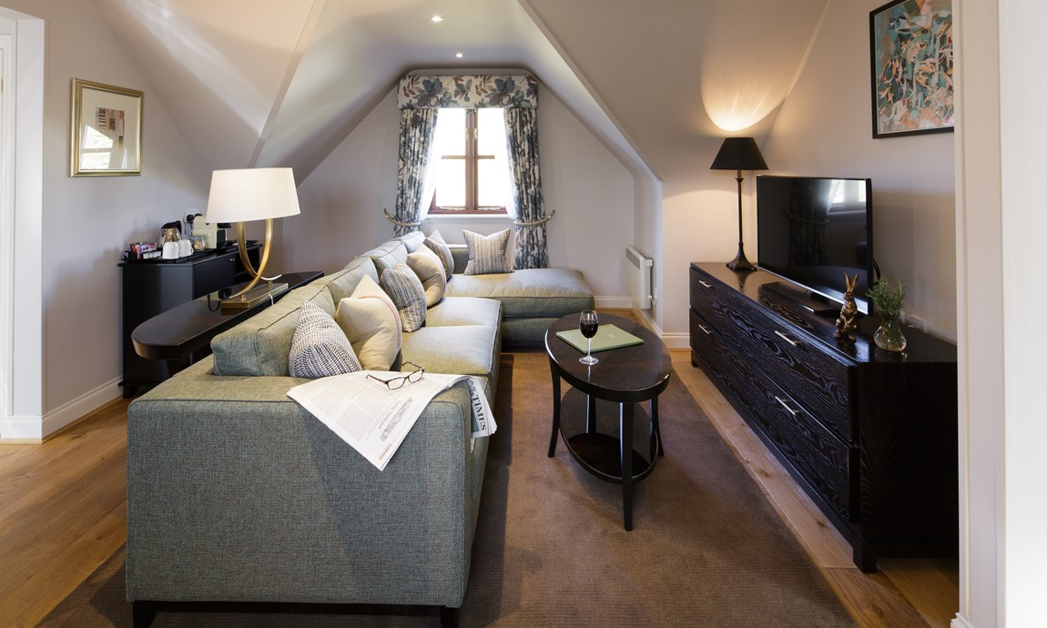 The Killiecrankie lounge area