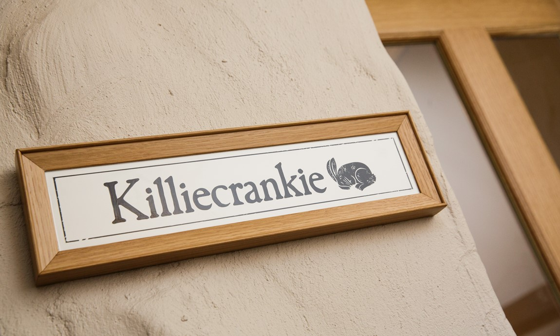 The Killiecrankie sign