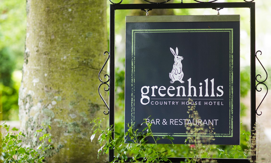 When you see our sign, you've found Greenhills!