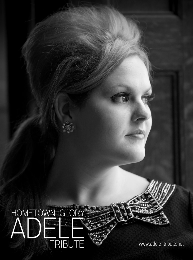 Hometown Glory tribute to Adele