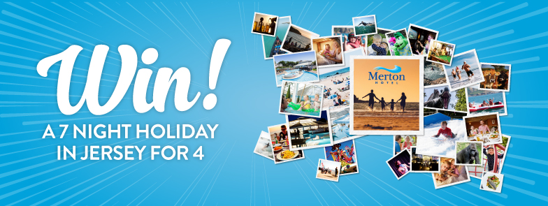 Win a Jersey Holiday!