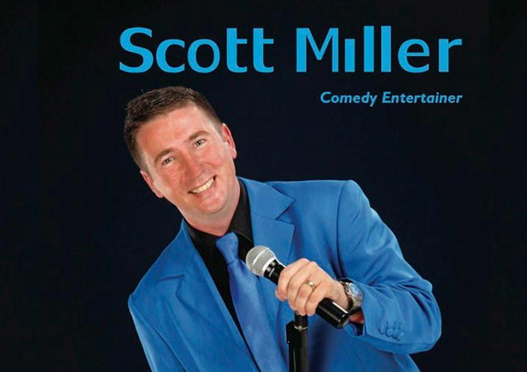 The Comedy of Scott Miller 2407