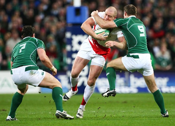 Six Nations 2017. England vs Ireland 18.03.17