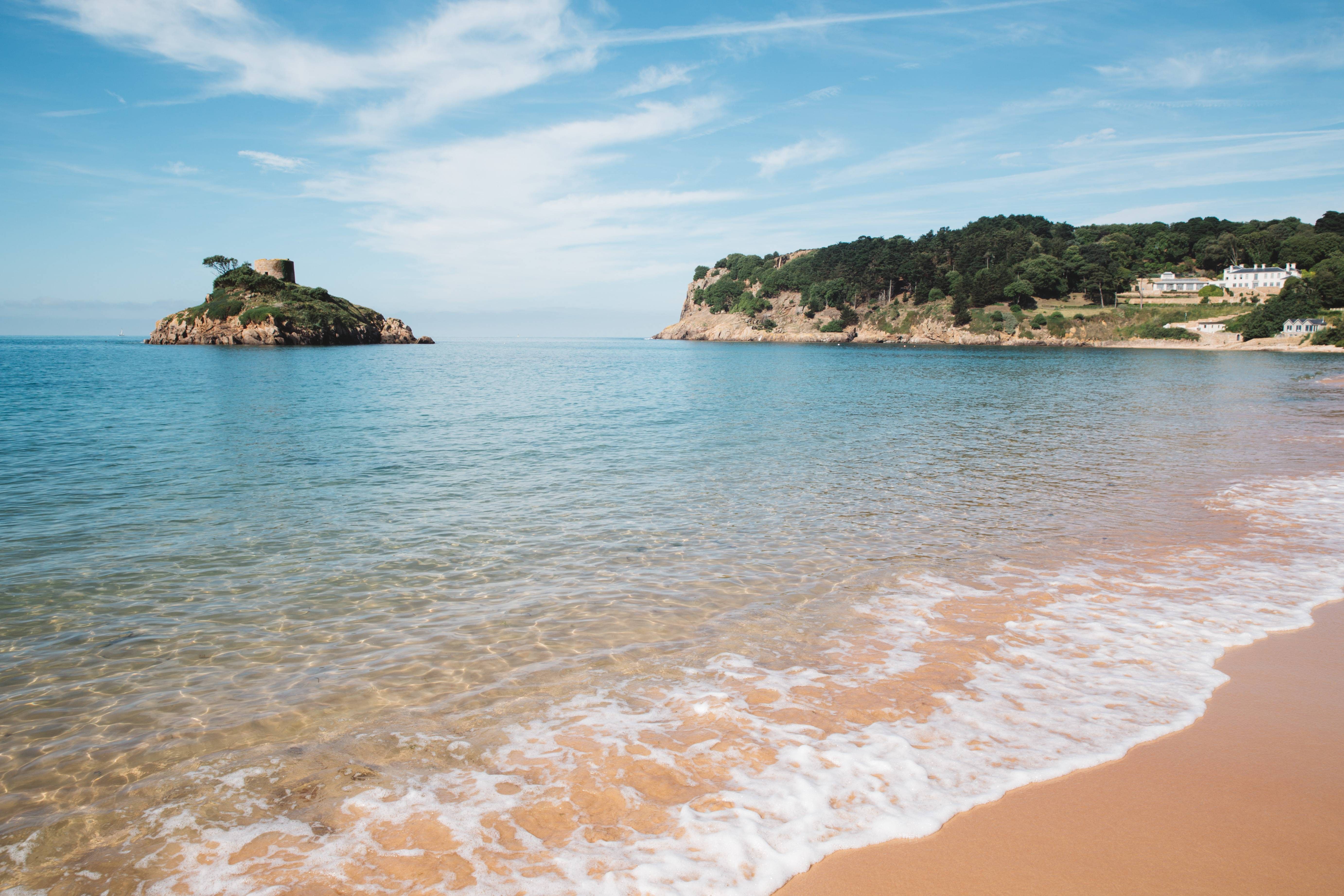 Best beach holiday for 2017.  Jersey, Channel Islands