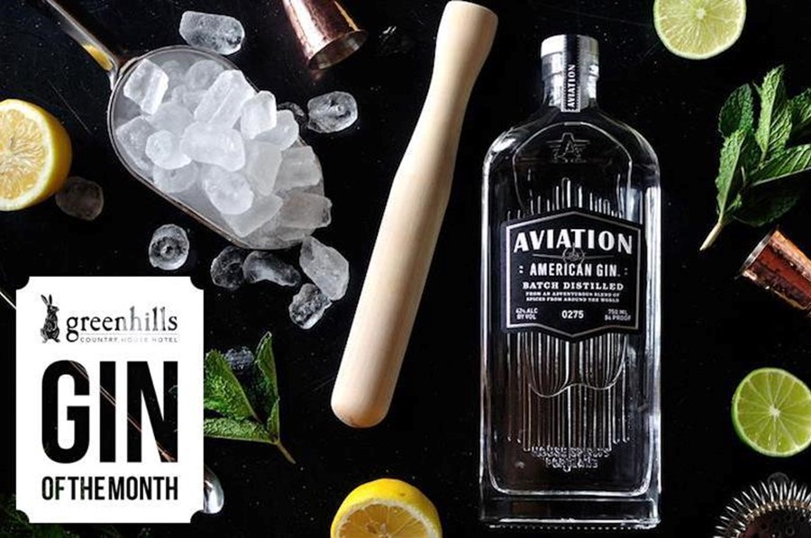 May's Gin of the Month: Aviator