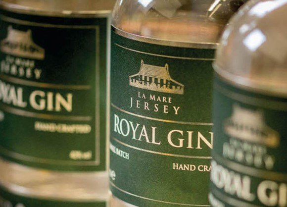 June's Gin of the Month: La Mare Jersey Royal Gin