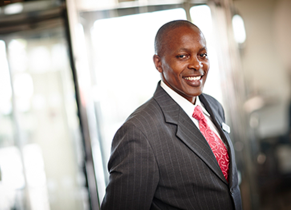 Meet our Head Concierge, Joseph Kibe