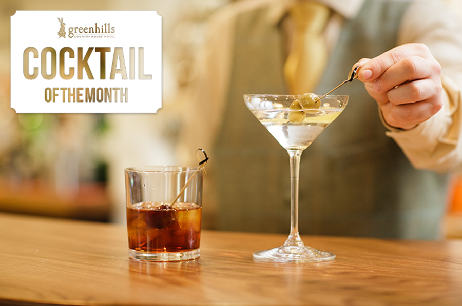 June's Cocktail of the Month: Jersey Royal Mint Cooler