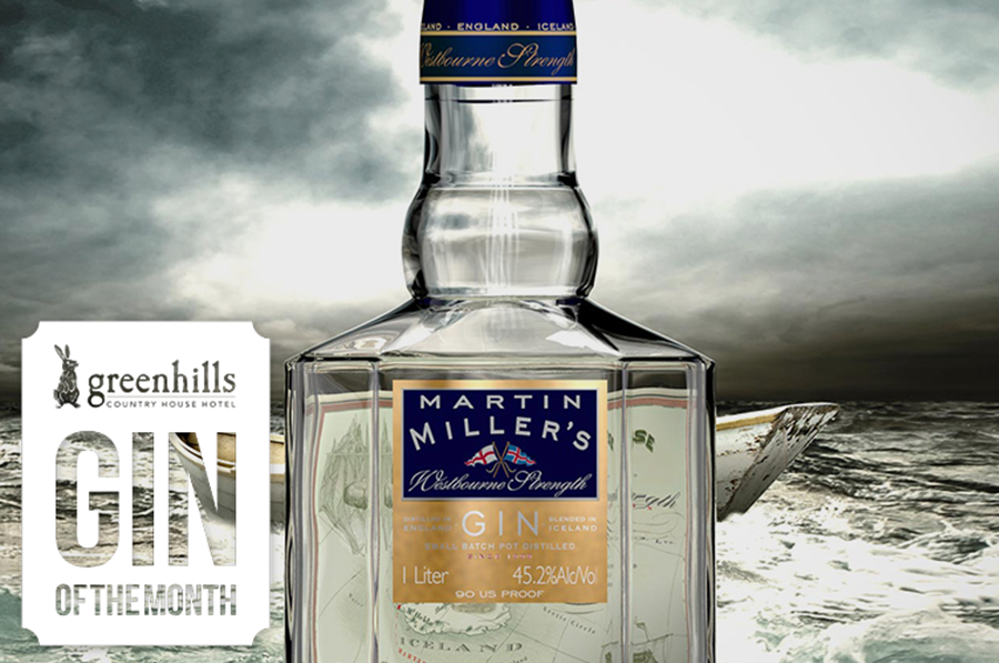 July's Gin of the Month: Martin Miller's Gin