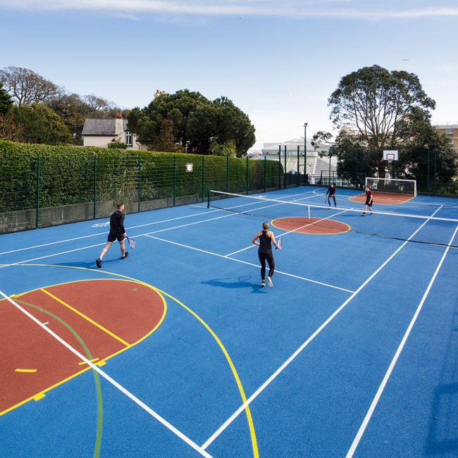 Multi Sport Ball Court