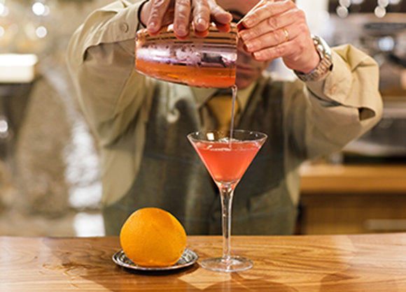 July's Cocktail of the Month: Martin Miller's Cosmopolitan