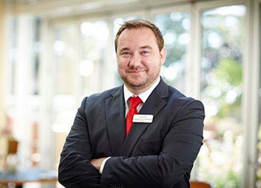 Meet our Front of House Manager - Ryan Watson