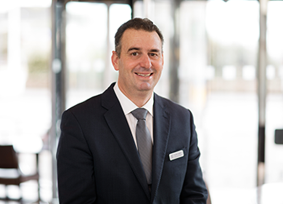 Meet our Deputy General Manager, Blake Albert