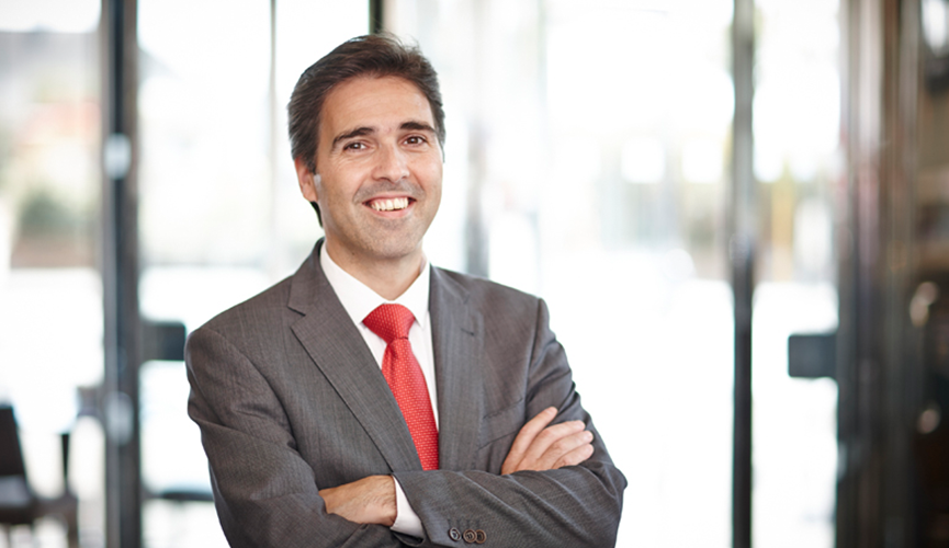 Meet our General Manager, Luis de Oliveira