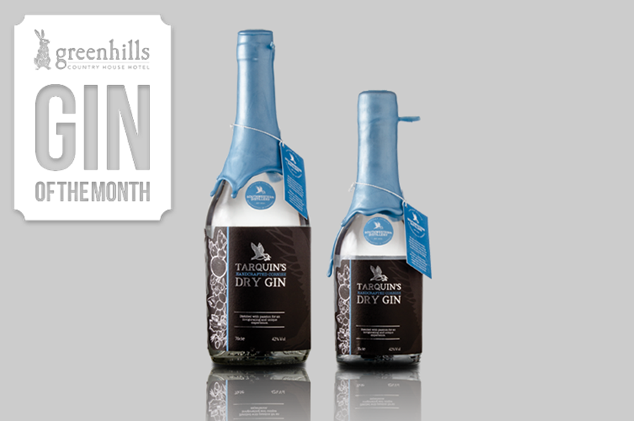 October's Gin of the Month - Tarquin's