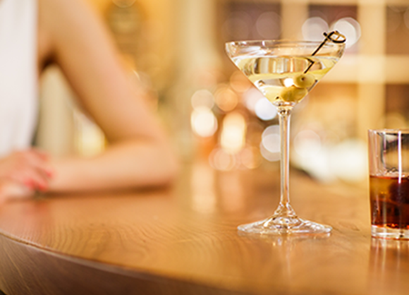 October's Cocktail of the Month - The Cornish Martini
