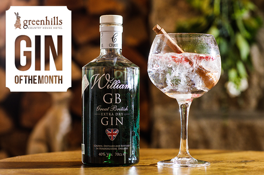 November's Gin of the Month - Williams GB Gin