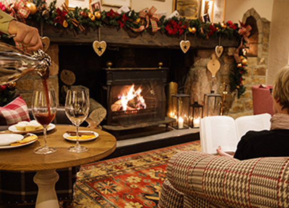 Three nights for two at Greenhills - the perfect Christmas gift