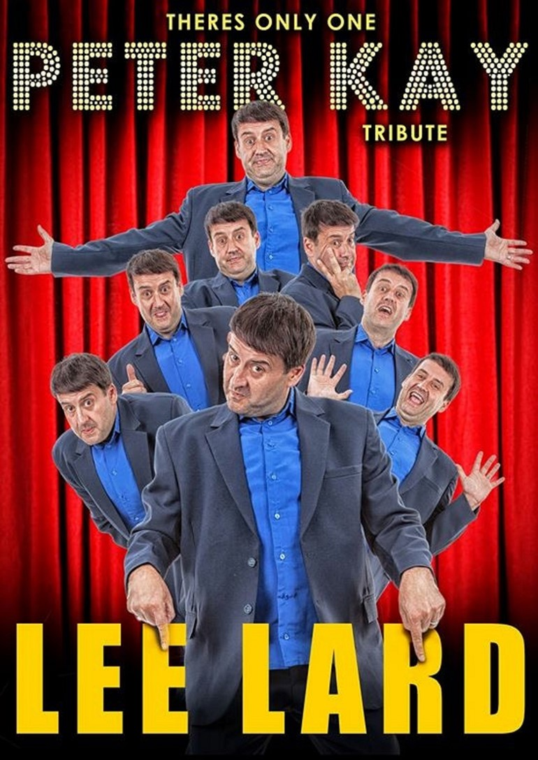 Lee Lard - the unofficial official Peter Kay tribute (1) (1) (1)