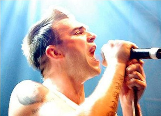 Robbie Williams Tribute 3006