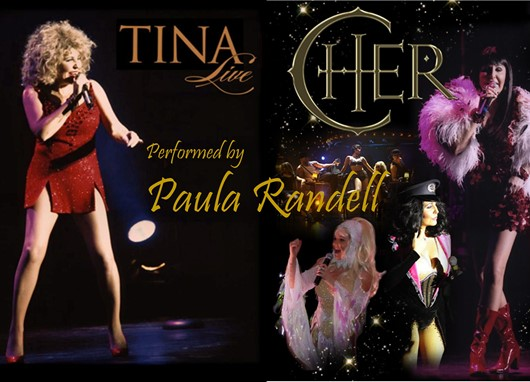 Cher & Tina Turner Tribute