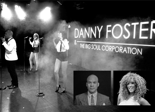Danny Foster and The Big Soul Corporation 2908