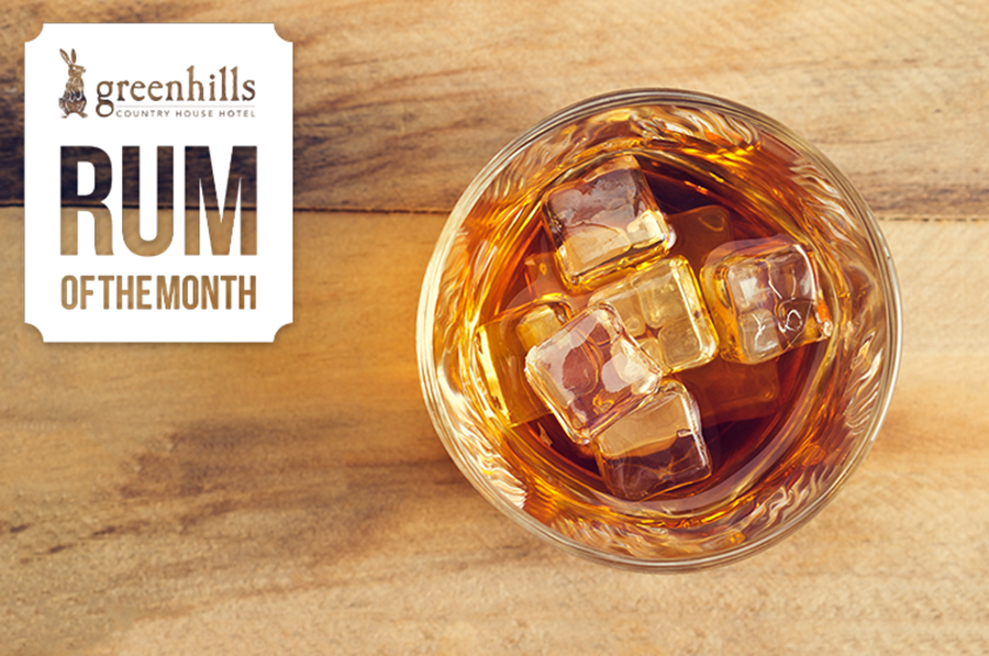 April's Rum of the Month - Appleton Estate​