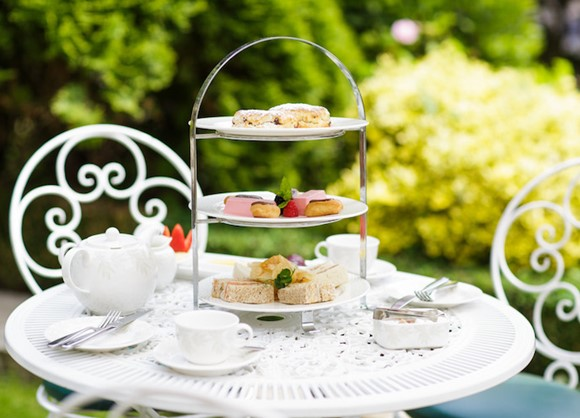 Escape the crowds and enjoy afternoon tea at Greenhills
