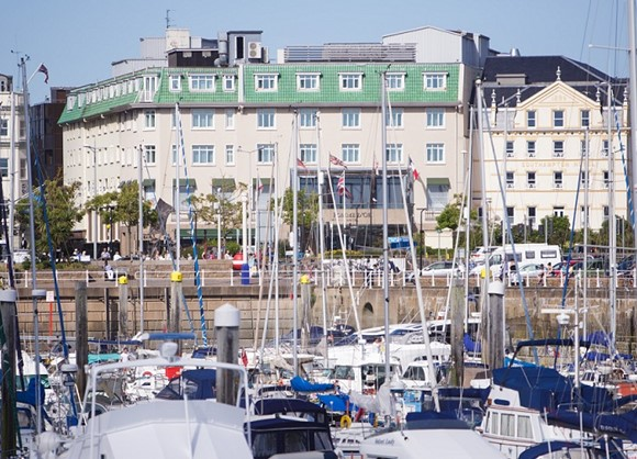 Recharge at the Pomme during St Helier's holiday celebrations