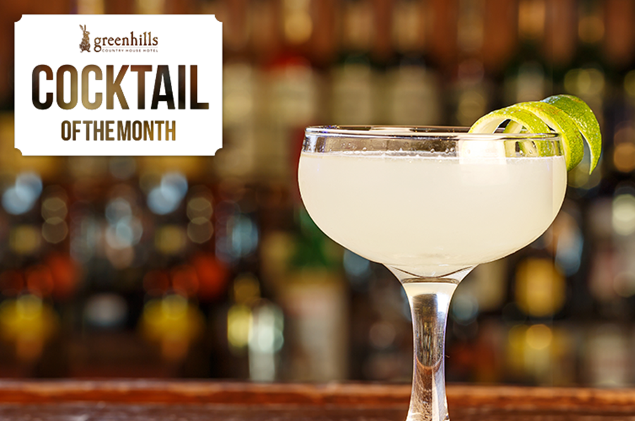 May's Cocktail of the Month - The Estate Daiquiri