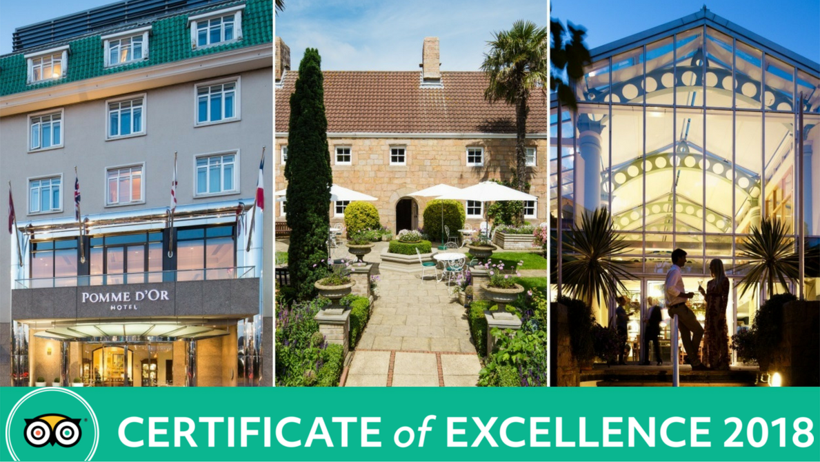 All 3 Seymour Hotels Enter TripAdvisor Certificate of Excellence Hall of Fame