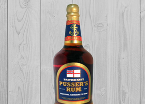 May's Rum of the Month - Pusser's Rum