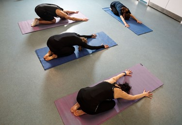 Yoga Classes at the Merton Aquadome