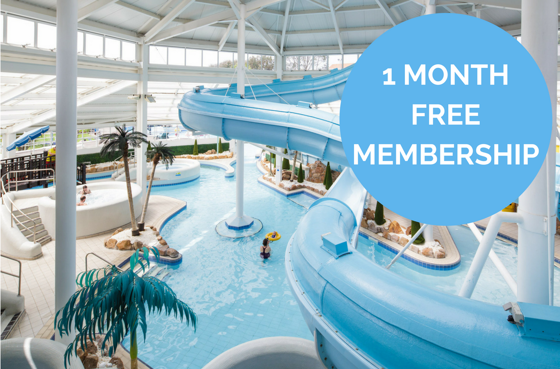 Get a free month of membership!