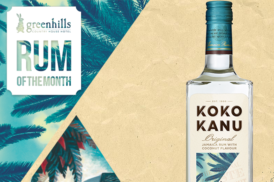 July's Rum of the Month - Koko Kanu