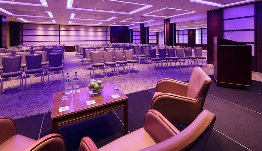 The conference venue you've been looking for