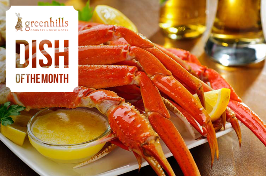 Dish of the month: Fruits de mer