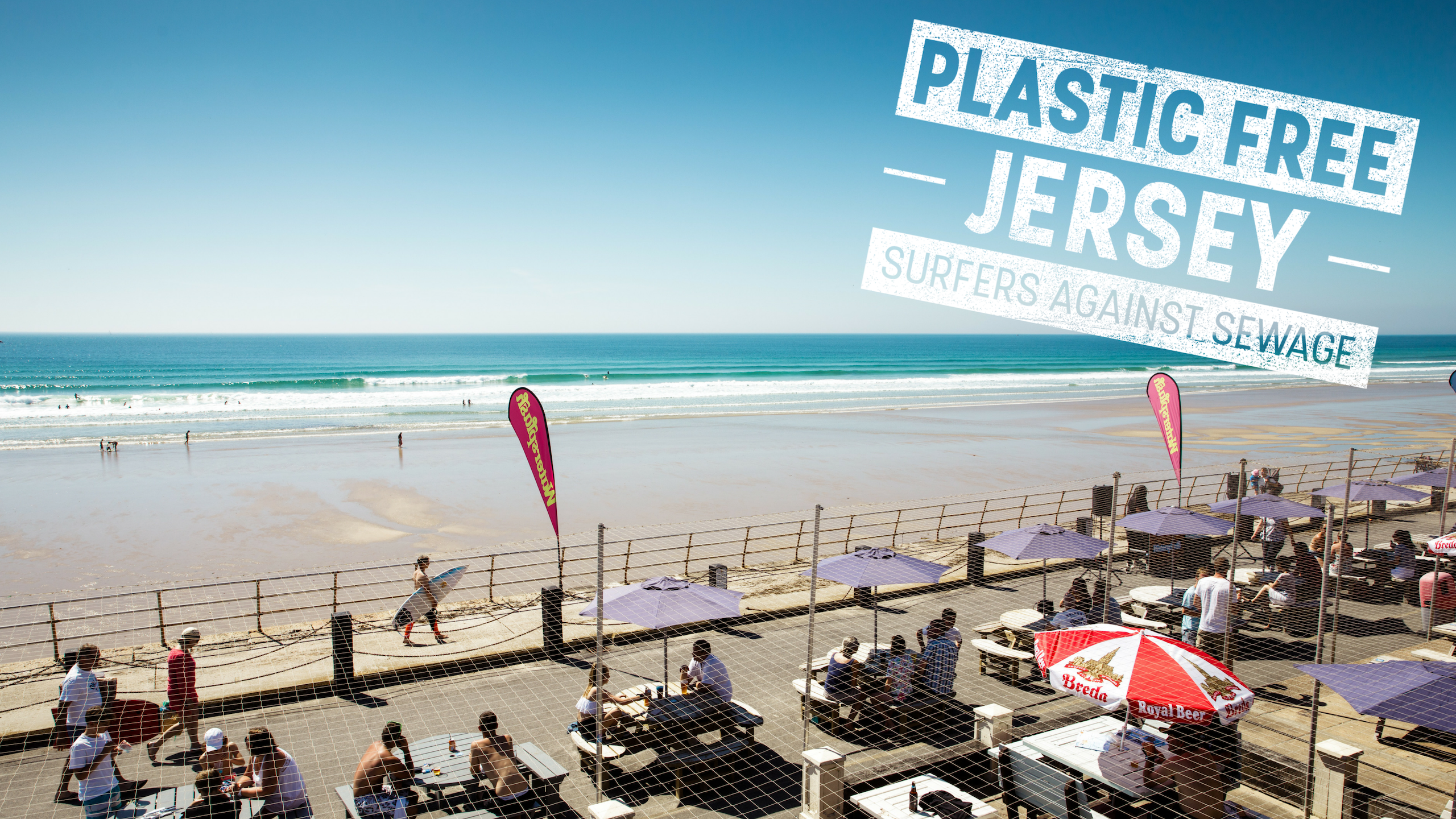 The Watersplash achieves 'Plastic Free' status
