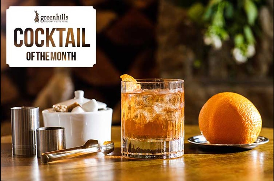 Cocktail of the month: the Old Fashioned