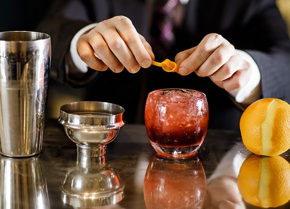 Cocktail of the Month: the Negroni