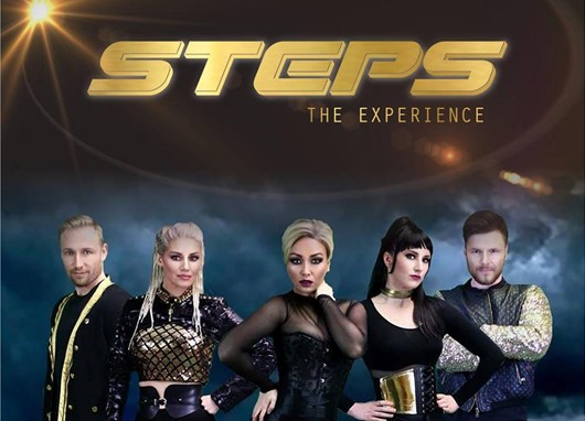 Steps: The Experience 2004