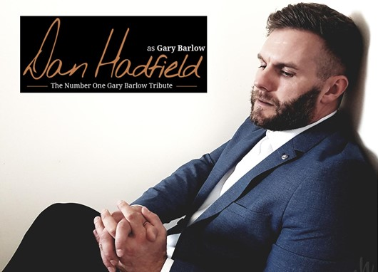 Dan Hadfield as Gary Barlow 1506