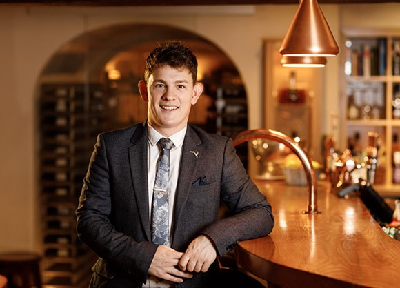 Meet Andrew Guilfoyle, Greenhills' new Restaurant Manager
