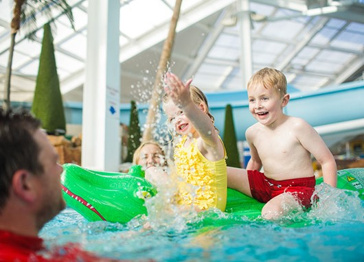 Three reasons why families love holidaying with us