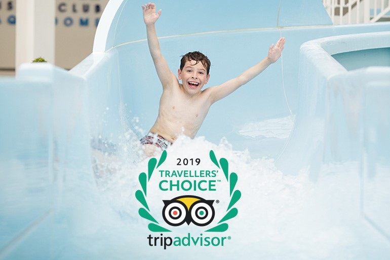 Woohoo! We've been named 5th best family hotel in the whole of the UK.